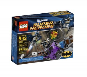 batman cat woman lego