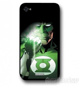 green lantern iphone 5