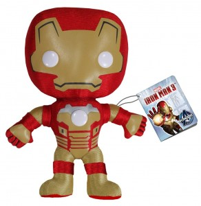iron man plush