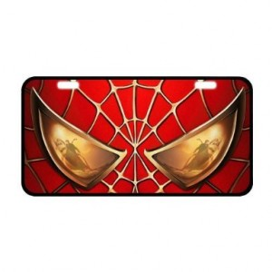 Spiderman Car Accessories Superhero Collection