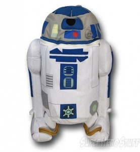 star wars r2d2 backpack buddy