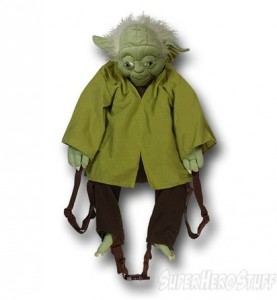 star wars yoda backpack buddy