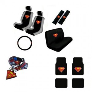 superman car accessories 2