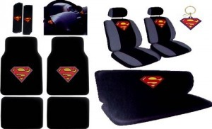 superman car accessories