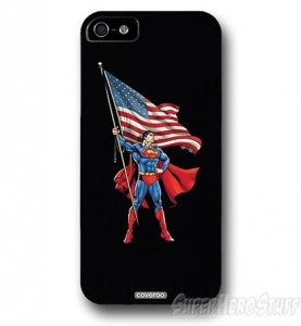 superman iphone cover