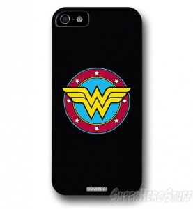 wonder woman iphone 5