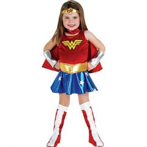 Wonder Woman Costumes Superhero Collection