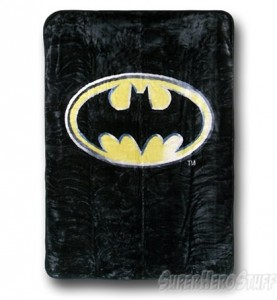 blanket batman symbol
