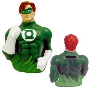 green lantern bust bank