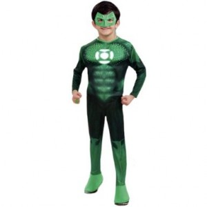 green lantern costume kids