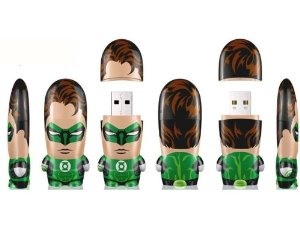 green lantern usb flash disk