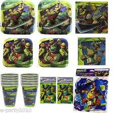 ninja turtles party pack