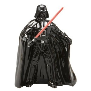 star wars darth vader cookie jar