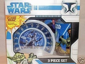 Star Wars Dinnerware Set Superhero Collection