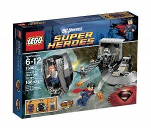 superman lego black zero escape