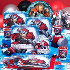 thor birthday party pack