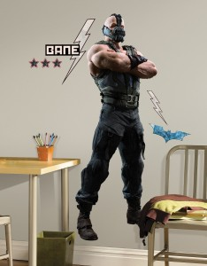 bane wall decal
