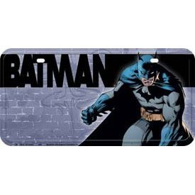 batman license plate 3