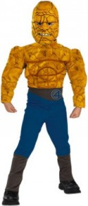 fantastic four the thing costume