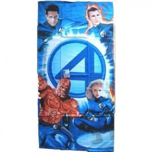 fasntastic four towel