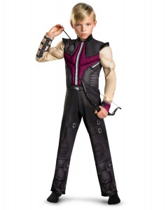 hawkeye costume kids