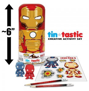 iron man tin tastic