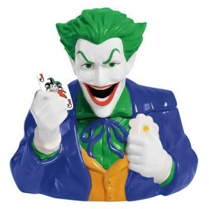 joker cookie jar