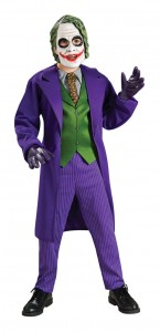 joker costume kids