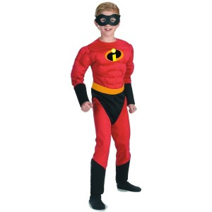 mr incredibles costume kids