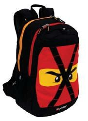 ninjago backpack red 2