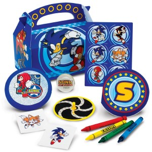 sonic party favor