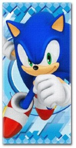sonic towel bath