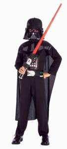 star wars darth vader costume for kids