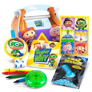 super why party favo