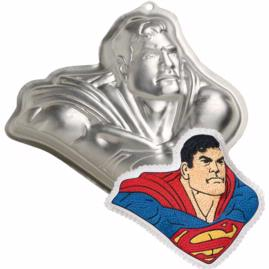 Superman Cake Pan Superhero Collection