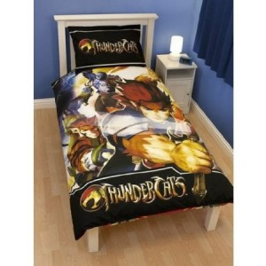 thundercats bedding