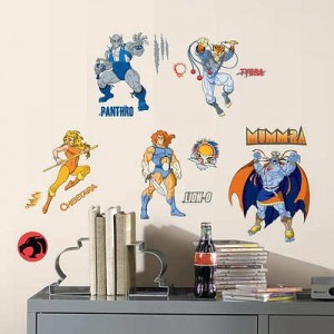 thundercats wall decal