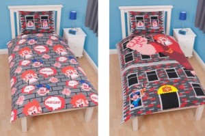 wreck-it ralph bedding