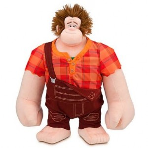 wreck-it ralph plush