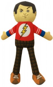 big bang sheldon plush