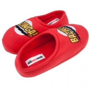 big bang theory slipper
