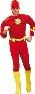 flash costume adult