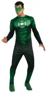 green lantern costume men