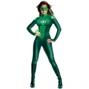 green lantern women costume