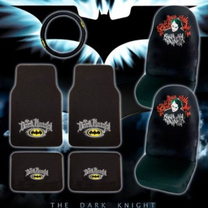 The Joker Car Seat Covers