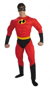 mr incredibles costume