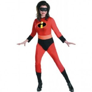 mrs incredibles costume