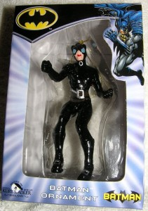 catwoman ornament