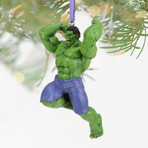 hulk ornament