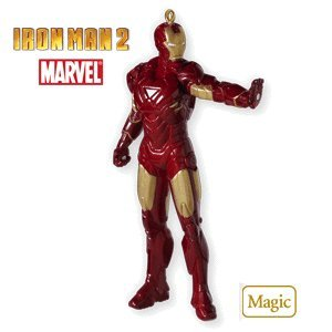 iron man 2010 hallmark ornament